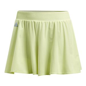 Women`s Melbourne Tennis Hosenrock Semi Frozen Yellow