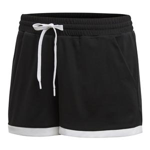 Women`s Club Tennis Short Black