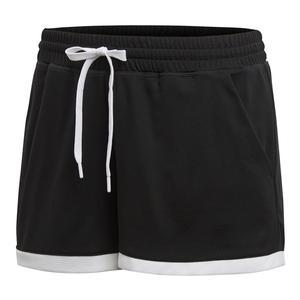 Women`s Club Tennis Short Black