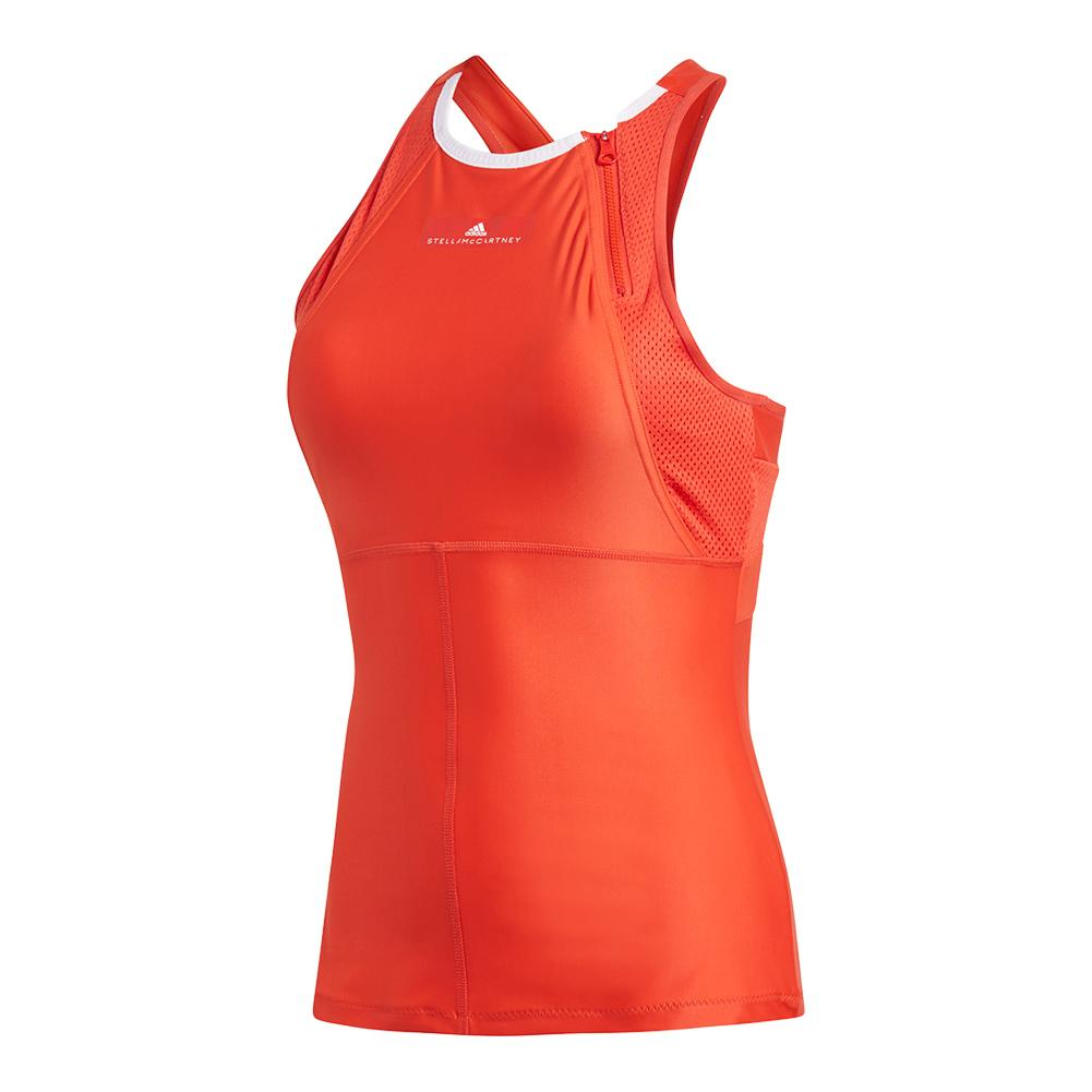 Women's Stella Mccartney Barricade Tennis Tank Dark Callistos
