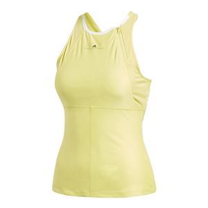 Women`s Stella McCartney Barricade Tennis Tank Aero Lime