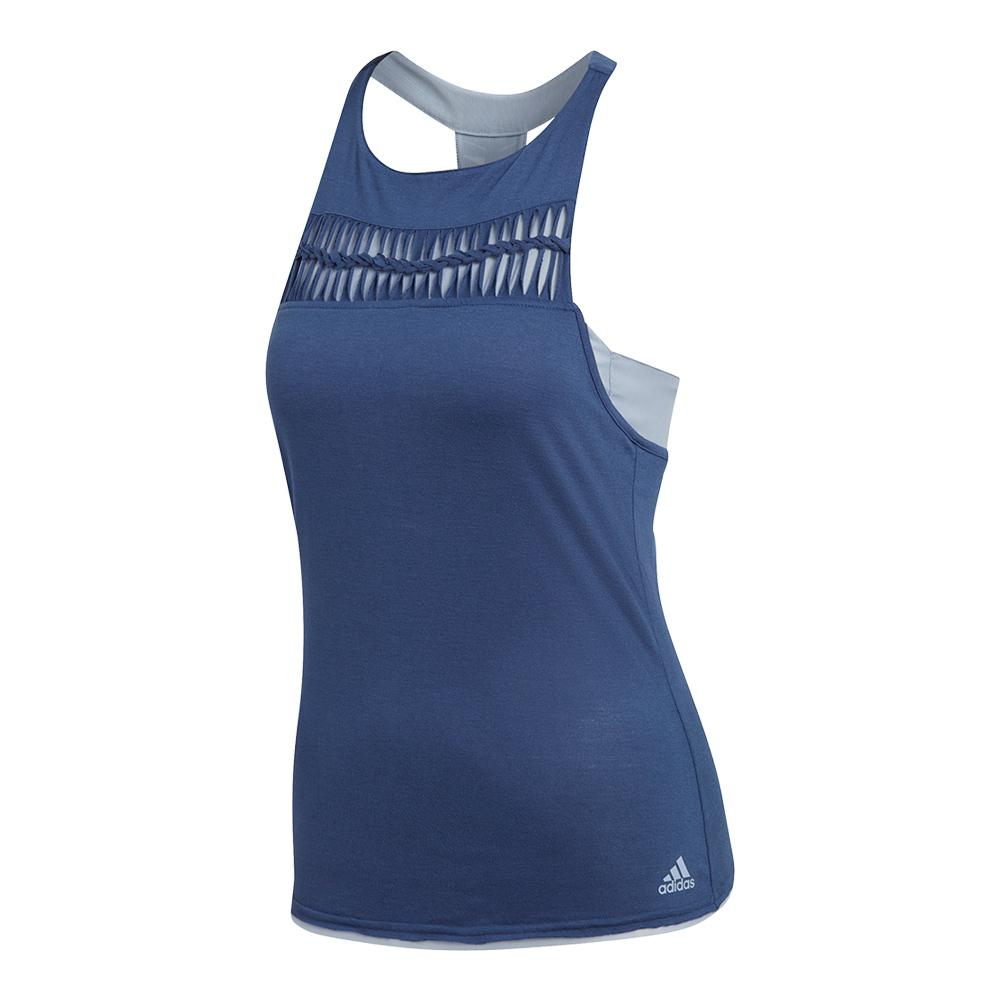Women's Melbourne Tennis Tank Noble Indigo