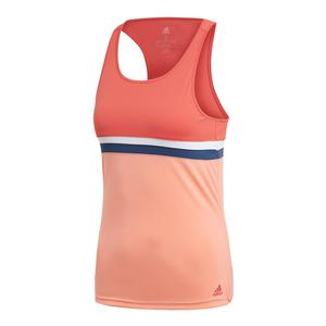 Women`s Club Tennis Tank Trace Scarlet