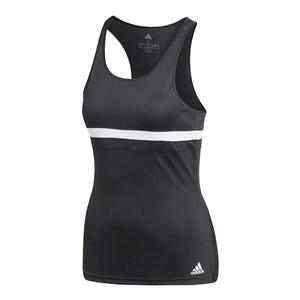 Women`s Club Tennis Tank Black