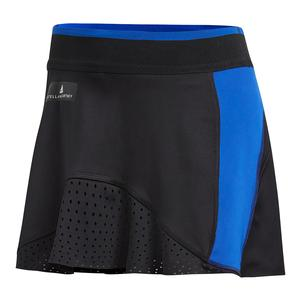 Women`s Stella McCartney Barricade Tennis Skort Black and Bold Blue