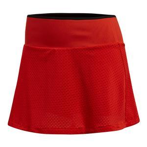 Women`s Barricade Tennis Skort Scarlet