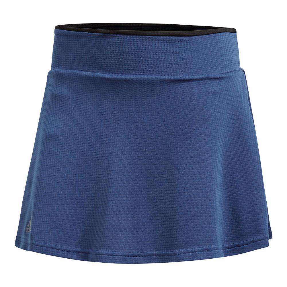 Women's Climachill Tennis Skort Noble Indigo