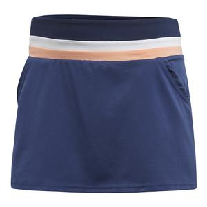 Women`s Club Tennis Skort Noble Indigo
