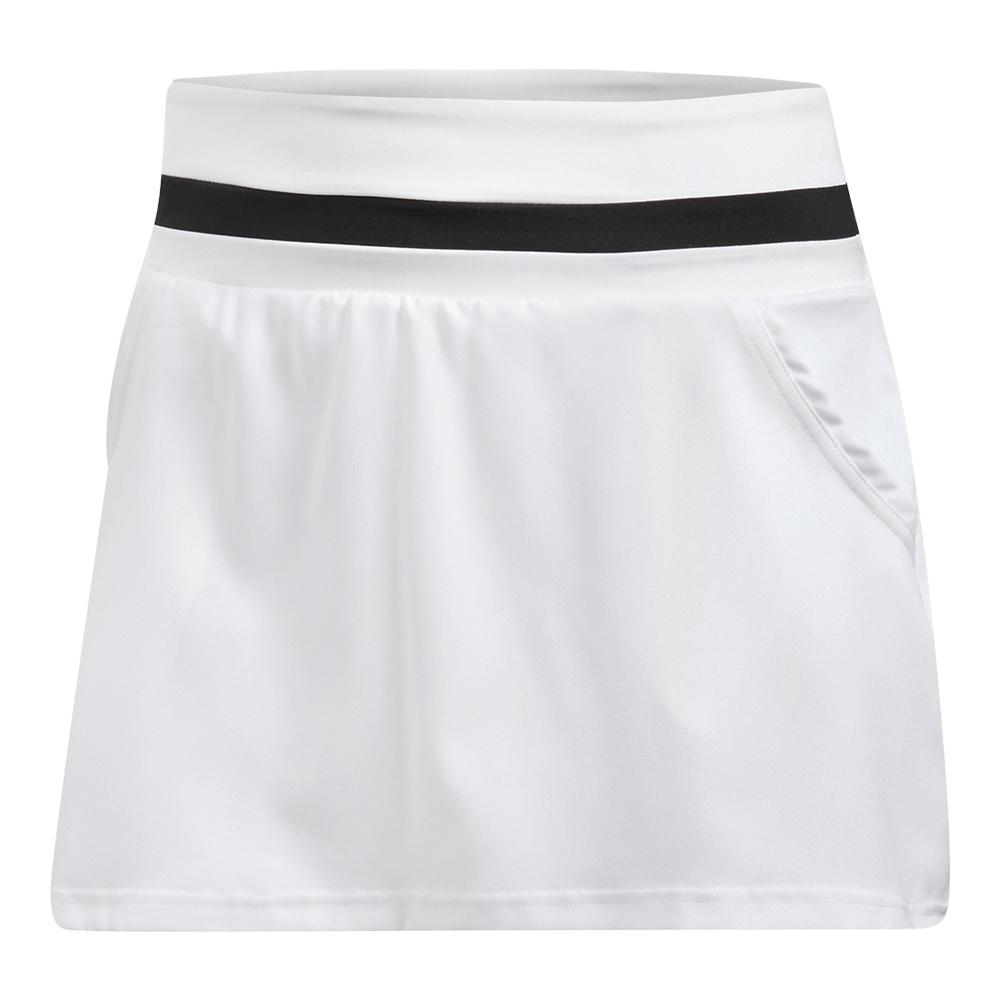 Women's Club Tennis Skort White