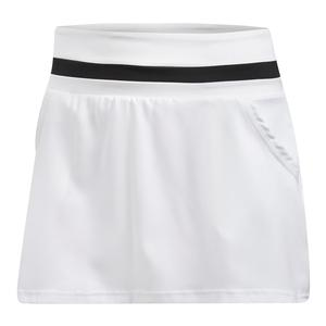 Women`s Club Tennis Skort White
