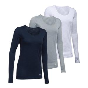 Women`s Threadborne Seamless Long Sleeve Top