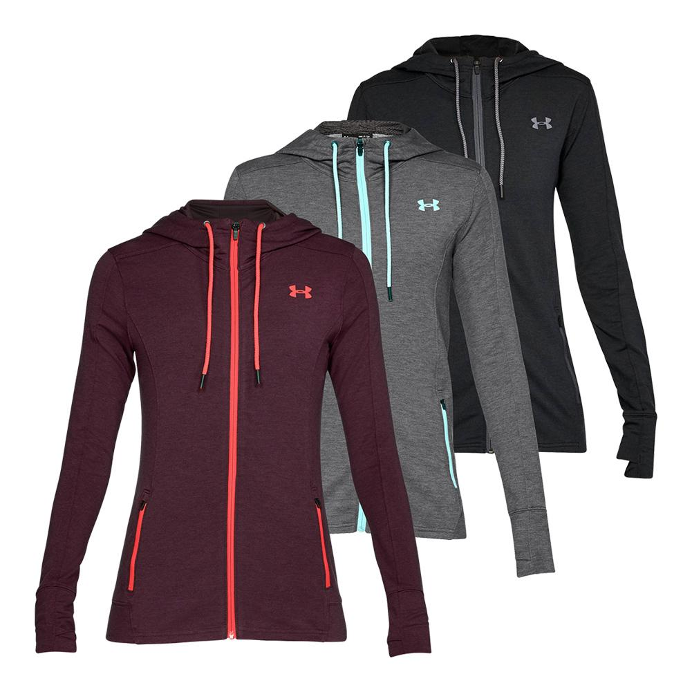 UNDER ARMOUR UNDER ARMOUR Women s Featherweight Full Zip Hoody a74f451768