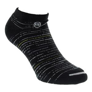 Men`s Haywood Low Rider Tennis Socks Black