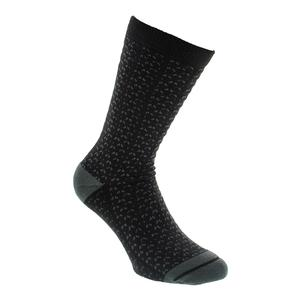 Men`s Mac High Rider Tennis Socks Black