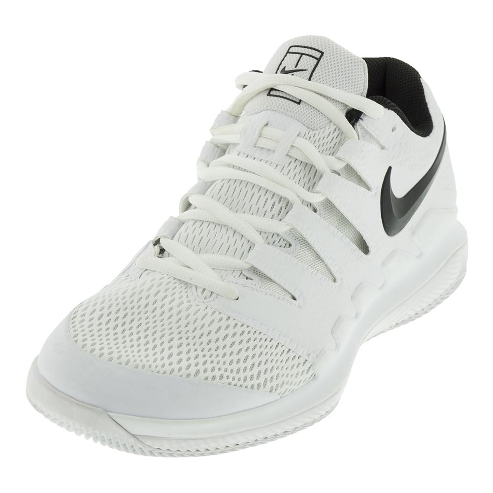 new products 68d45 dbcbb Men s Air Zoom Vapor X Tennis Shoes White And Black