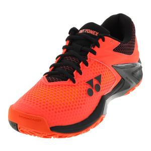 Men`s Power Cushion Eclipsion 2 New York Tennis Shoes Orange and Black