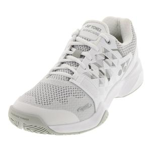 Women`s Power Cushion Sonicage Tennis Shoes White