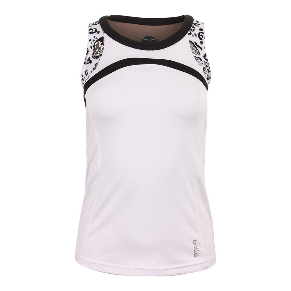 Women's Ravello Tennis Tank White