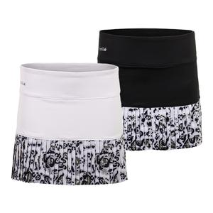 Women`s Ravello 14 Inch Graphic Tennis Skort