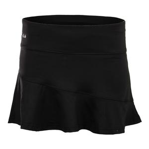 Women`s Ravello 14 Inch Tennis Skort Black