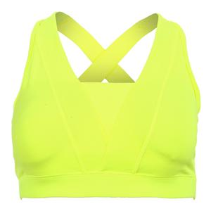 Women`s Yoga Bra Green Neon
