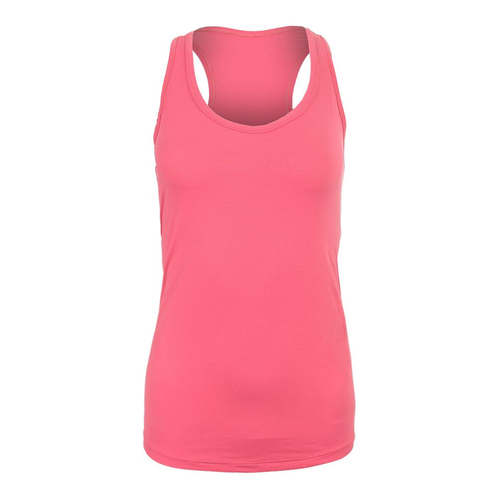 Women's Purity Tennis Tennis Tank Pink