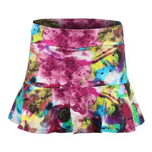 Women`s Create Full Tennis Skirt Print