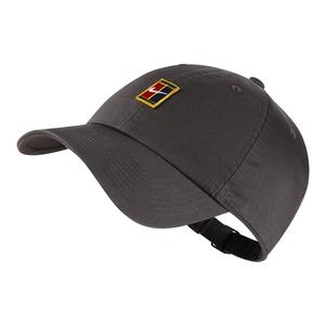 Men`s H86 Court Logo Tennis Cap Midnight Fog