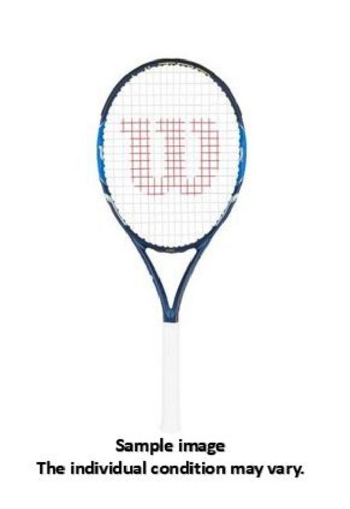 Tennis Express Wilson Ultra 100 Used Tennis Racquet 4 3 8