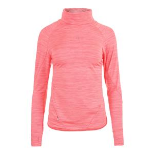 Women`s Crush Long Sleeve Tennis Top Fade