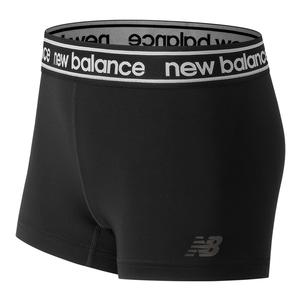 Women`s Accelerate Tennis Hotshort Black