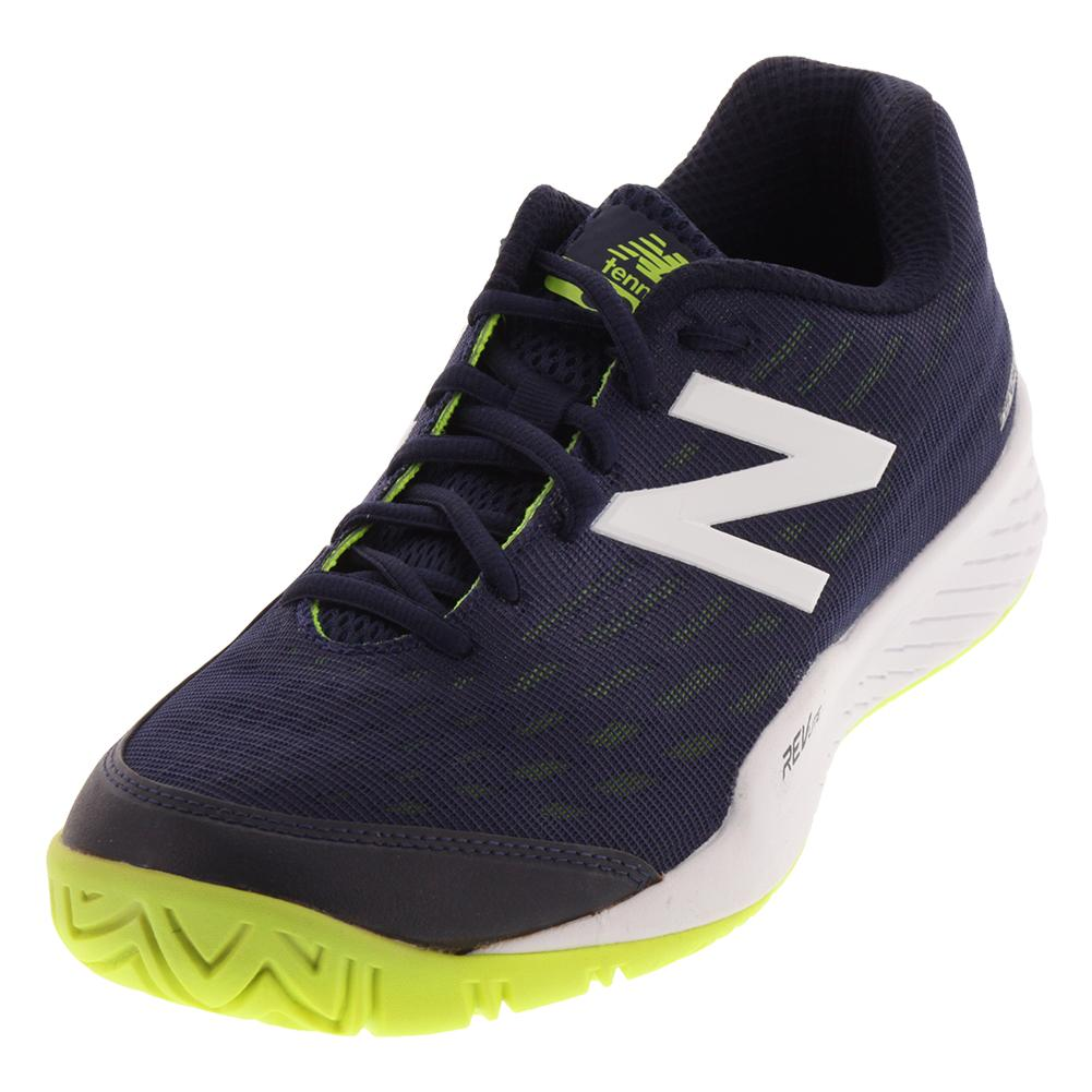 b496e415 Men's 896V2 D Width Tennis Shoe with Pigment and Highlight