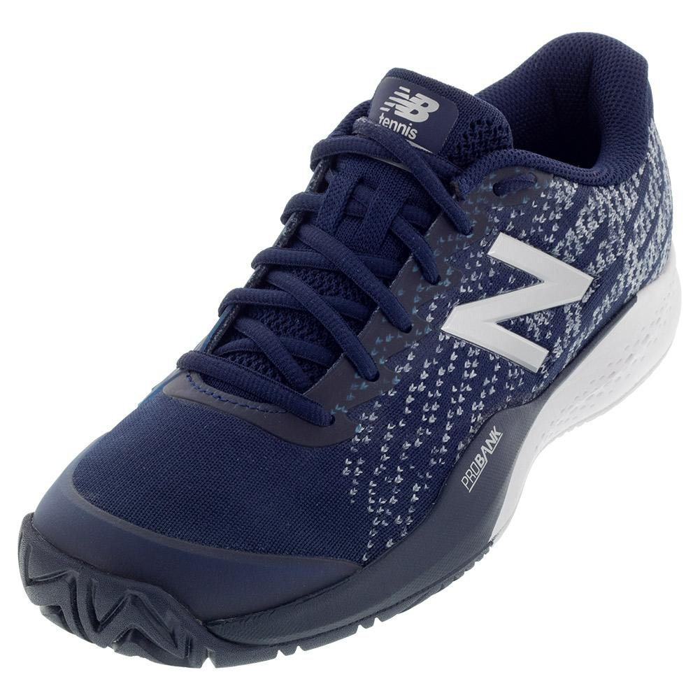 Women's 996v3 B Width Tennis Shoes Pigment And Reflective