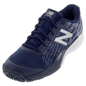 Women`s 996v3 D Width Tennis Shoes Pigment and Reflective