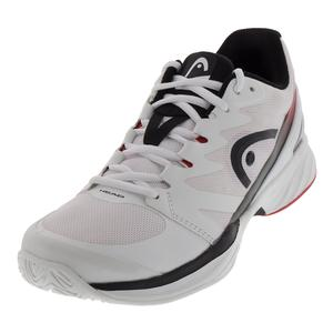 Men`s Sprint Pro 2.0 Tennis Shoes White and Black