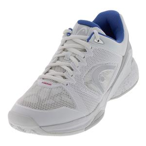 Women`s Revolt Pro 2.5 Tennis Shoes White and Gray