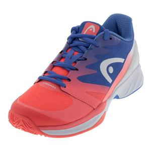 Women`s Sprint Pro 2.0 Tennis Shoes Marine and Coral