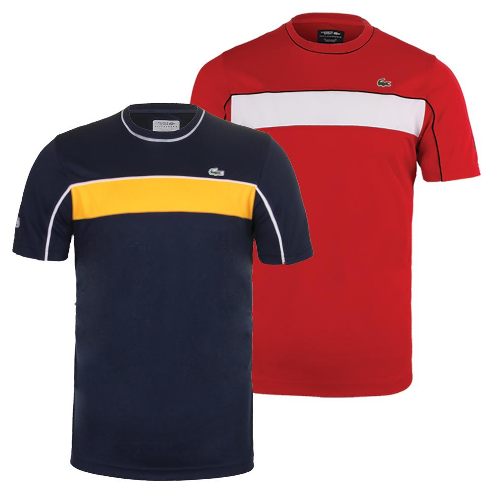 Men's Jersey Tech With Novak Graphic Tennis Top