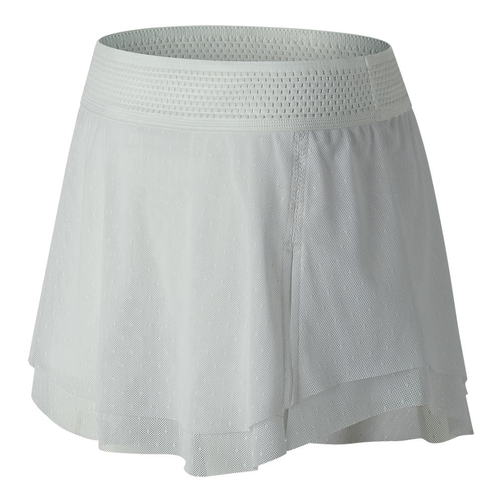 Women's Tournament Tennis Skort White