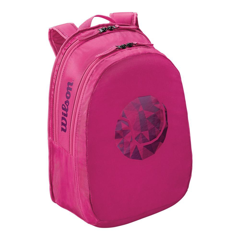 Junior Tennis Backpack Pink