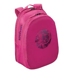 Junior Tennis Backpack Pink