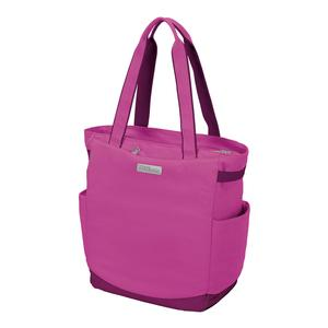 Women`s Tennis Tote Very Berry and Dark Purple