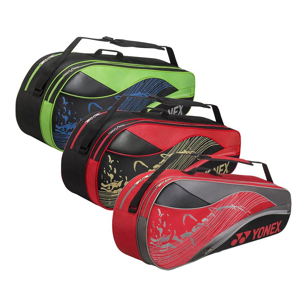 YONEX - Team 6 Pack Tennis Bag - (BAG4826) 8235309103  f7370dac730e5