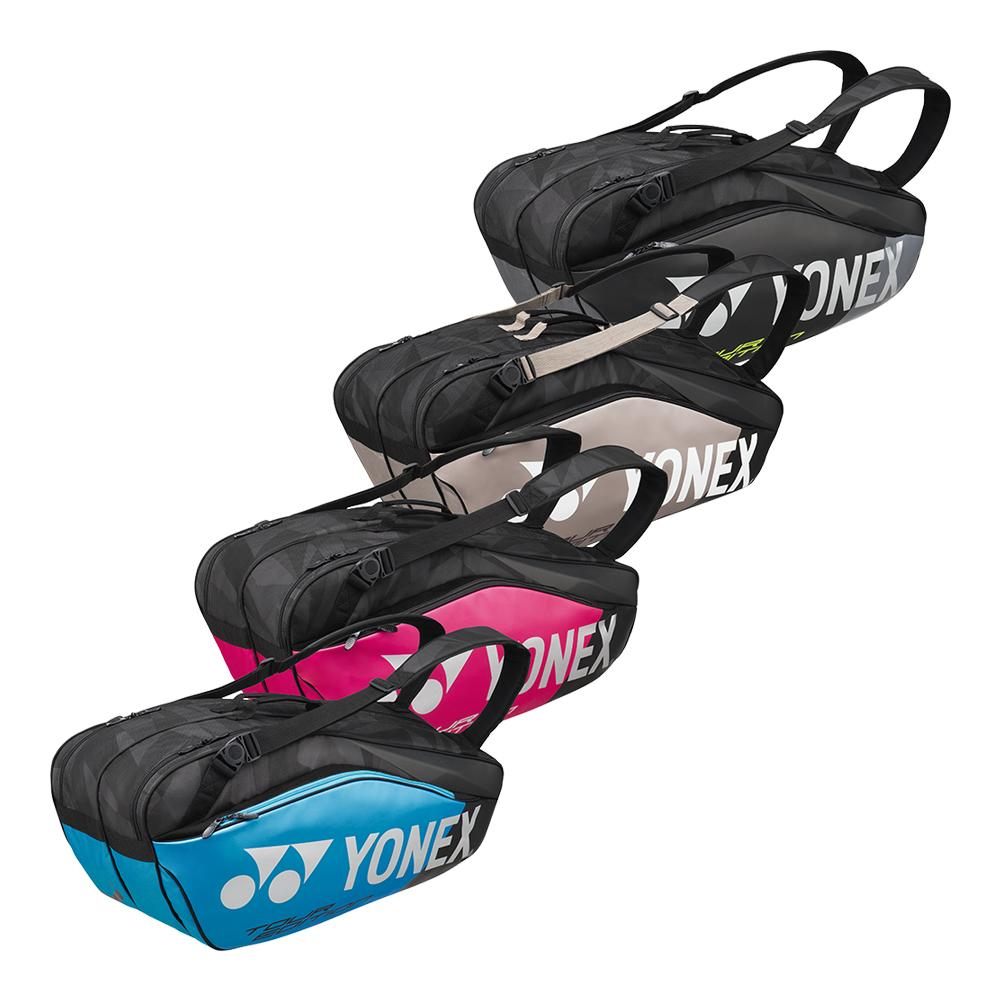 Pro 6 Pack Tennis Bag