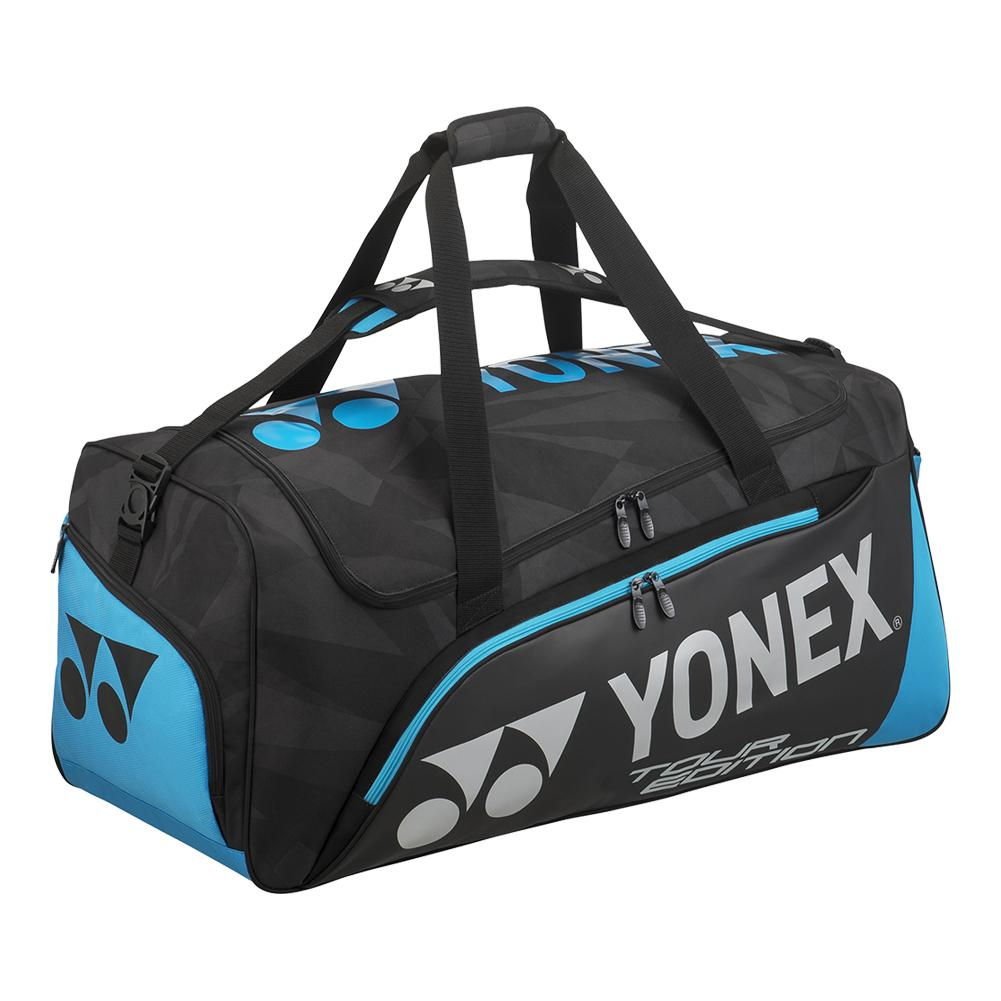 Pro Tour Travel Tennis Bag Black And Blue