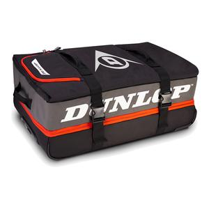 Performance Wheelie Tennis Bag Gray and Red