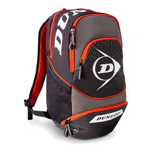 Performance Tennis Backpack Gray and Red
