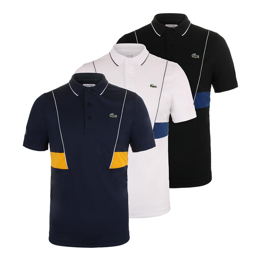 fb1d39fb9 LACOSTE Men`s Pique Ultra Dry Tennis Polo LG(EUR5) (DH3325-S18 ...