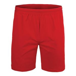 Men`s 7 Inch Stretch Woven Tennis Short