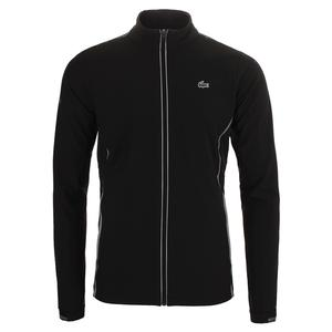Men`s Long Sleeve Midlayer Technique Tennis Top